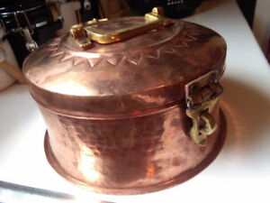 Kitchen copper accessories & more...