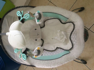 Fisher Price My Little Lamb Bouncer Deluxe