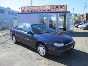 2001 Chevrolet Malibu ***PRIX INCROYABLE***