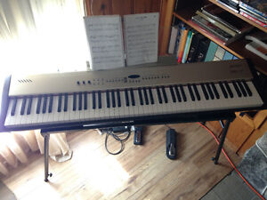 Roland Fp 5 Piano Keyboard 88 Keys. Good Used Condition