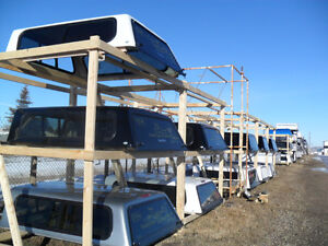 WANTED GOOD USED TRUCK CANOPIES TOPPERS TO CONSIGN