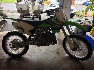 Kawasaki KX250M2