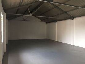 Romford commercial warehouse to rent