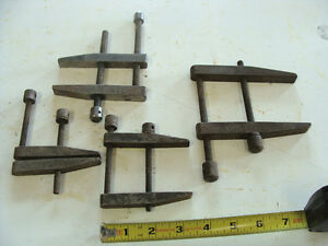 Toolmakers Parallel Clamps Peterborough Peterborough Area image 1