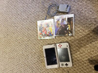 Nintendo 3DS XL + Smash Bros + Monster Hunter