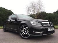 Mercedes-Benz C Class 2.1 C220 CDI AMG Sport Plus 7G-Tronic Plus 4dr 2013/63