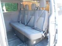 Ford Transit Custom 290 Limited SEVSN SEAT Van 2.0 130ps Euro 6 Diesel