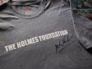 PRICE DROP!! SIGNED! MIKE HOLMES T-SHIRT