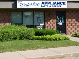WATERLOO APPLIANCE SERVICE - WASHER/DRYER REPAIR EXPERTS !!!