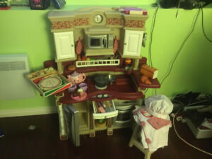 Play Kitchen  and Accessories by Step Two