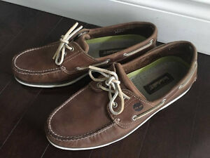 Men's Timberland slip-on shoes - size 12