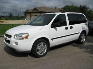REDUCED 2008 Chevrolet Uplander