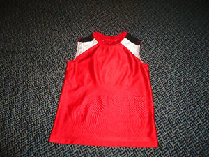 Boys Size 4/5 Athletic Works Jersey Style Tank Top