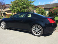 2008 Infiniti G37 G37 Sports Coupe Coupe (2 door)