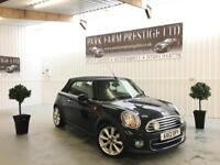 2012 MINI CONVERTIBLE 1.6 COOPER D * LIMITED AVENUE EDITION * ONLY 56,000 MILES