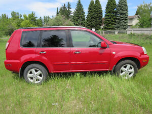 2006 Nissan X-trail AWD SE Crossover SUV, Crossover