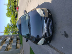 Chrysler Sebring Decapotable Edition Limitee 2004 noir meralique