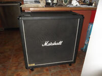 1981 MARSHALL JCM 800 BOTTOM CAB,GREAT CONDITION FOR IT'S AGE