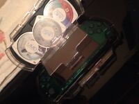 Psp 3000 edition Metal Gears Solid