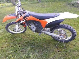 ktm 350 sx-f 2011