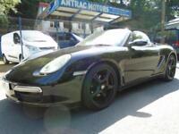 2005 Porsche Boxster 2.7 auto tiptronic