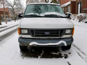 Ford econoline e250 2007