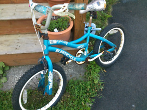 "Kids 20"" Single Speed Bike"