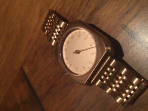 Slow watch Slow MO 33 mm - rose gold - in excellent condition