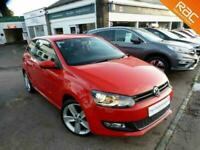 2011 Volkswagen Polo 1.2 TSI SEL 3dr Hatchback Petrol Manual