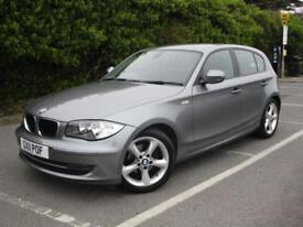 2011 BMW 116D 2.0 Sport 5 doors diesel manual in grey