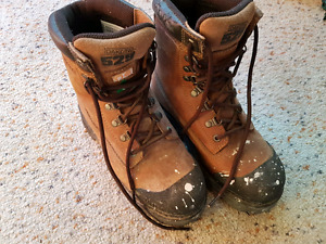Work Boots - Size 6