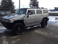 2004 HUMMER H2 loaded mint cond trade for truck or