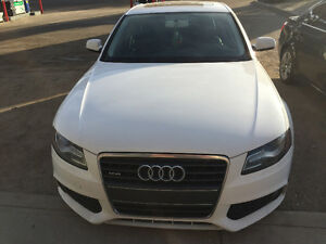 2010 Audi A4 Quattro Sedan, reduced price .