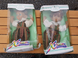 2 x Dolls