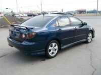 Toyota Corolla XRS 2005.  6  A/C, Toit ouvrant