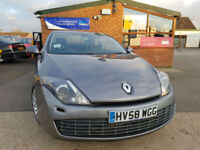 2008 Renault Laguna 2.0 dCi TomTom Edition 2dr NEW SERVICE PX WELCOME