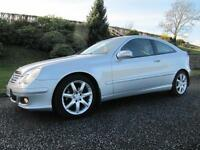 2005 Mercedes-Benz C180 Kompressor 1.8 SE**AUTOMATIC**