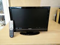 """20"""" full HD freeview and DVD built in"""