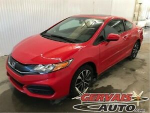 Honda Civic Coupe EX Toit Ouvrant MAGS Bluetooth 2015