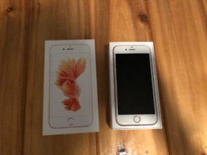 Iphone 6S Rose Gold 64GB - FOR SALE