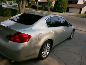 2007 Infiniti G35 Sedan Luxury Mint Must Sell