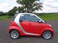 SMART FORTWO PASSION MHD, 2012,TOUCH SCREEN NAVIGATION, AIR CONDITIONING ETC.