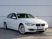 2014 BMW 3 SERIES 320d Luxury Step Auto