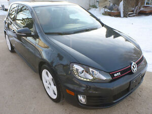 2012 VW Volkswagen Golf GTI 2.0T DSG Highline Hot Hatch