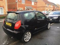 """Citroen c2 vtr"""" flappy paddle"""" low mileage"""" spares or repairs"""