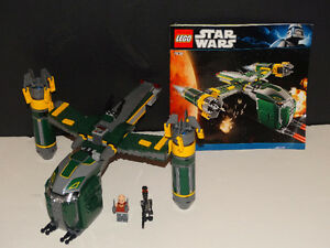 LEGO Star Wars 7930 Bounty Hunter Assault Ship