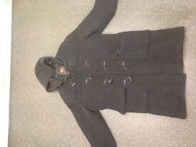 Real duffle coat