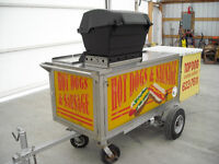 HOT-DOG/SAUSAGE CART