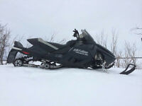 SkiDoo Mach Z 1000 FOR SALE