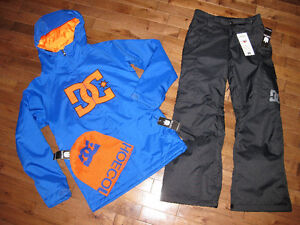 DC SHOES 10 ans (small) - NEUF